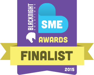 Blacknight SME Awards Finalist